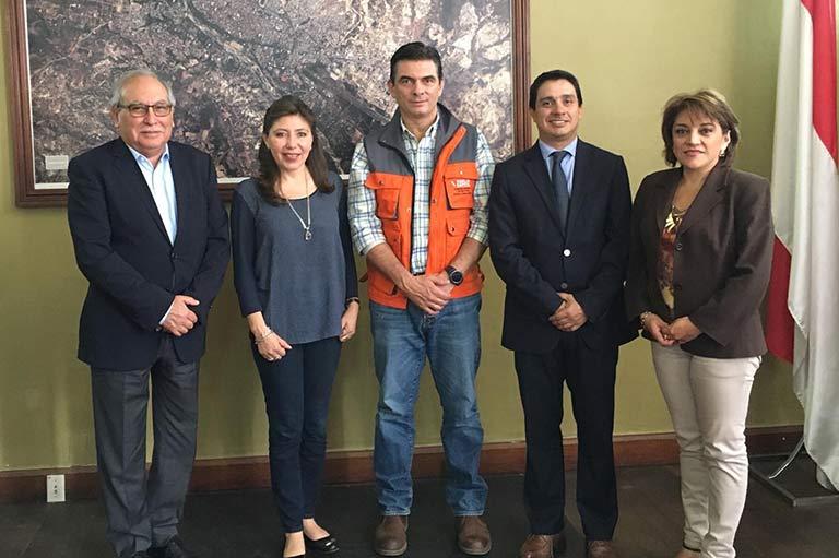 La CAF entregará a la Alcaldía estudio de transformación del transporte de Tarija