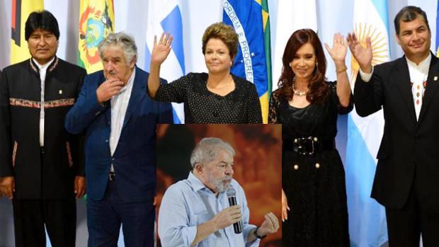 Líderes socialistas gestan una 'cumbre de relanzamiento'