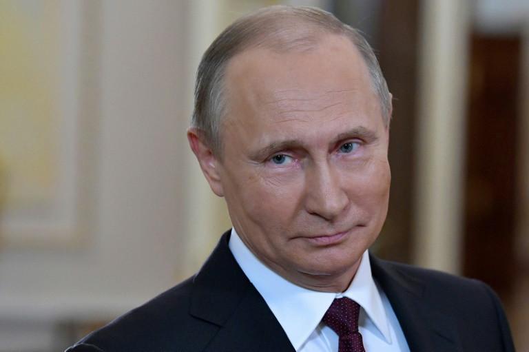 Putin expresa la