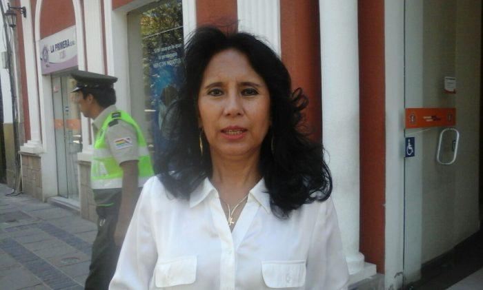 Senadora por Tarija rechaza cambios al reglamento del Senado para eliminar dos tercios