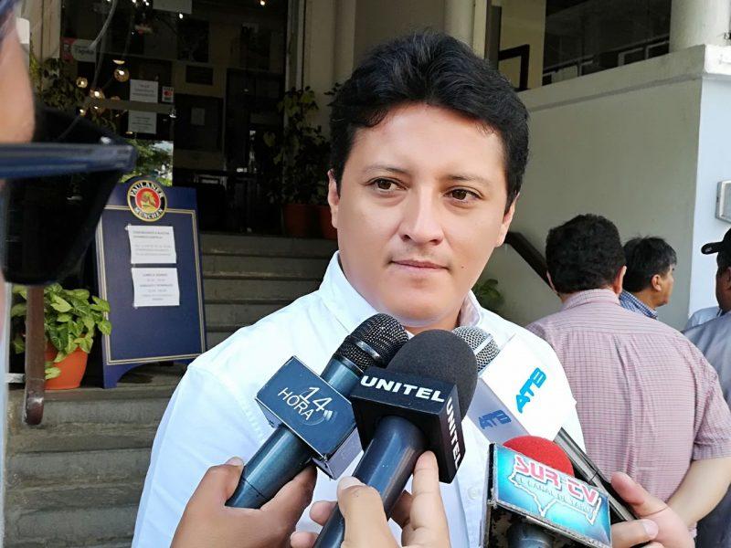 """Waldemar Peralta: """"En Bolivia no existe un golpe de Estado"""" - La Voz de Tarija"""