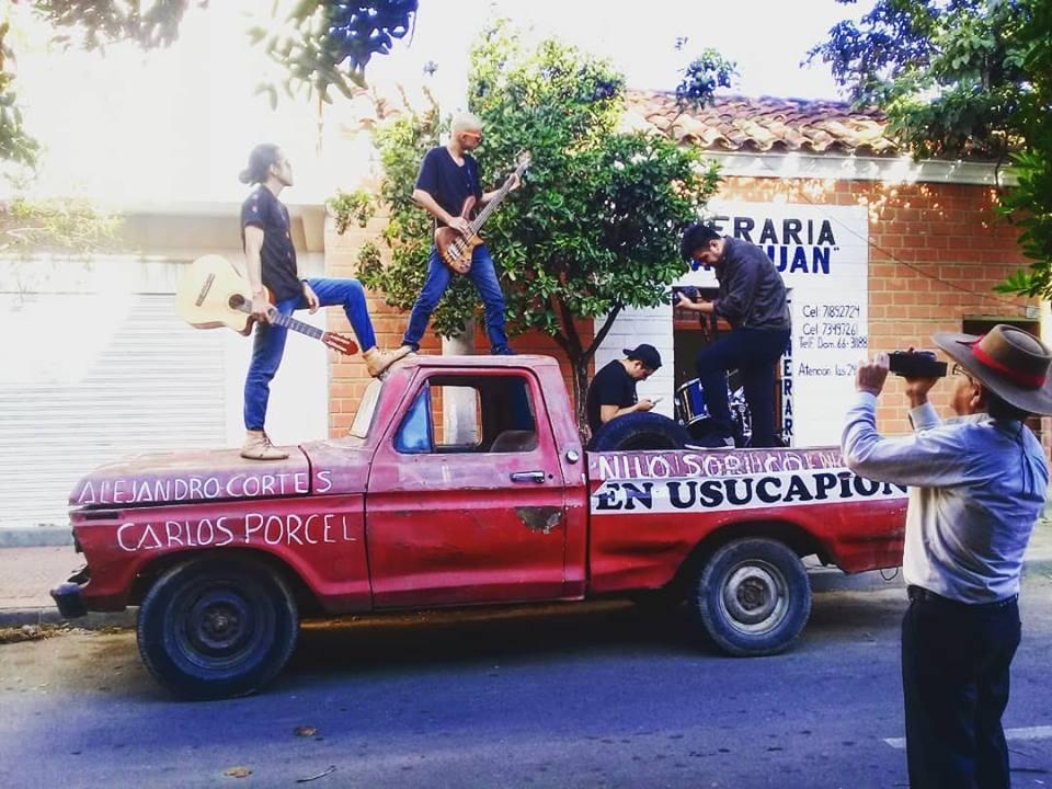 Shimura lanzará su primer videoclip para celebrar a Tarija en su efeméride