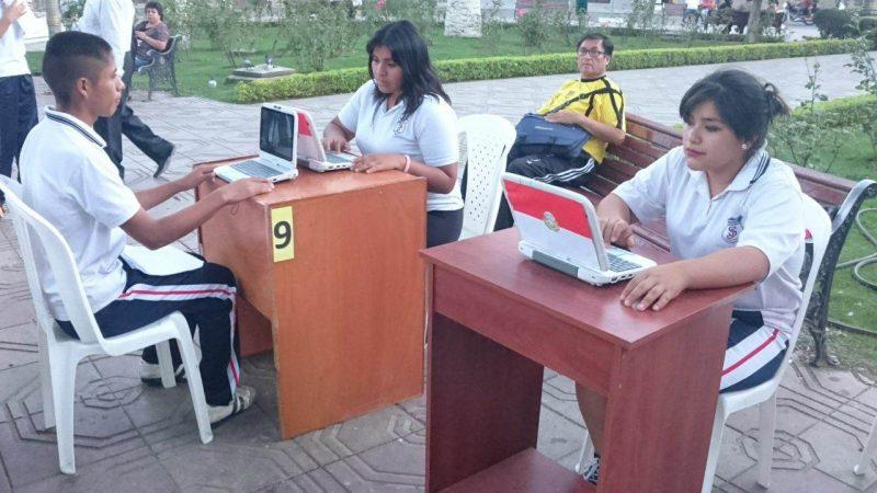 Colegio San Luis gana el primer lugar en el rally cultural por el 15 de abril en Tarija