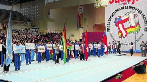 Más de 150 deportistas tarijeños viajarán a Chile a los juegos de la Juventud Transandina 2018