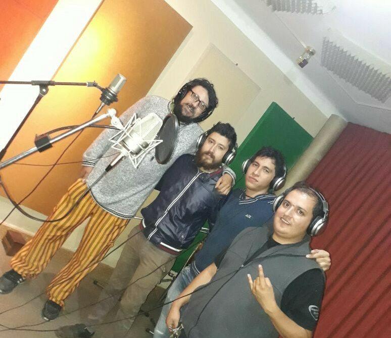 Alejandro Aráoz el tarijeño gestor de chapacokamikaze y la filosofía de la música