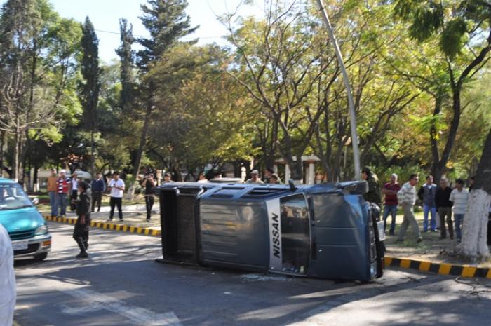 Calles y avenidas atraen fatales accidentes de tránsito en Tarija