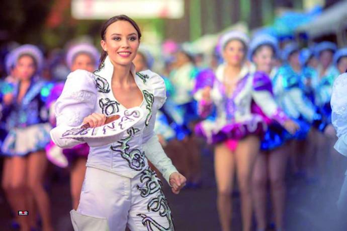 Al menos en 63 ciudades del mundo bailarán y reivindicarán el caporal como danza boliviana