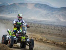 Suspendido Dakar 2019