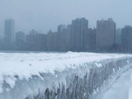Ola de frío ártico en Estados Unidos