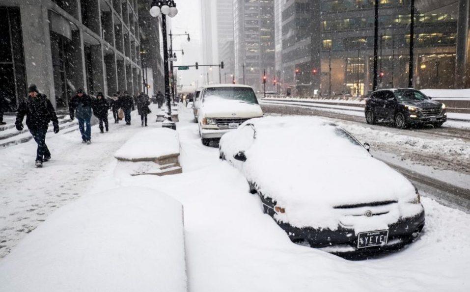 Sube a diez la cifra de muertos por la ola de frío ártico en Estados Unidos