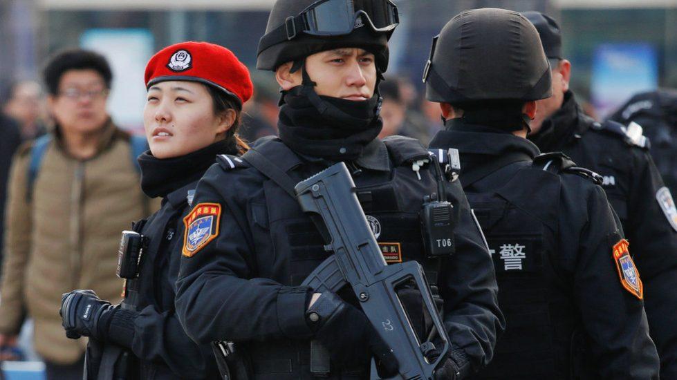 Un hombre atacó a 20 niños en una escuela primaria en Beijing