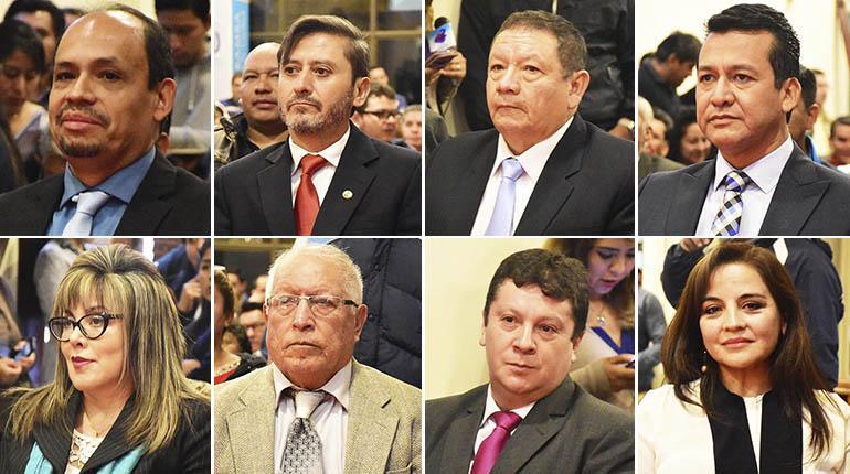 Alcalde suplente de Cochabamba designa gabinete sin ningún militante de Demócratas