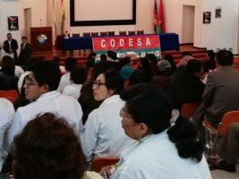 Comité Departamental de Salud de La Paz (Codesa)