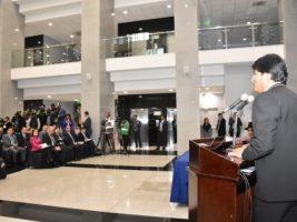X Encuentro de evaluación de Embajadores y Cónsules de Bolivia