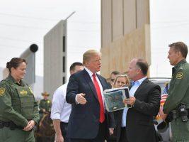 Muro con Mexico