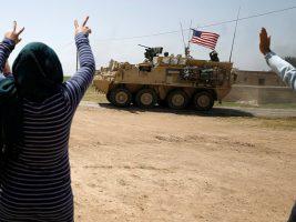 Retirada de las fuerzas estadounidenses de Siria