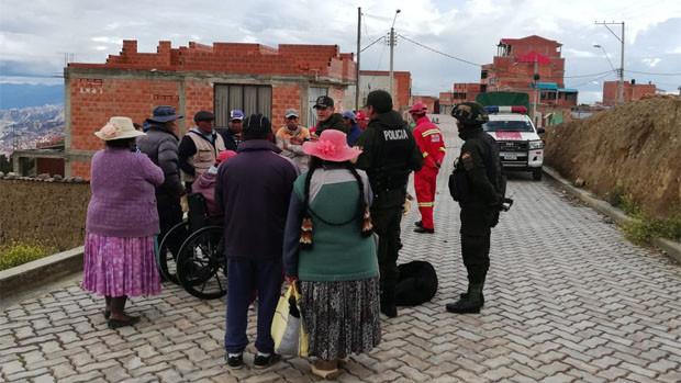 Caen arrestados por usar dinamita para mover tierra