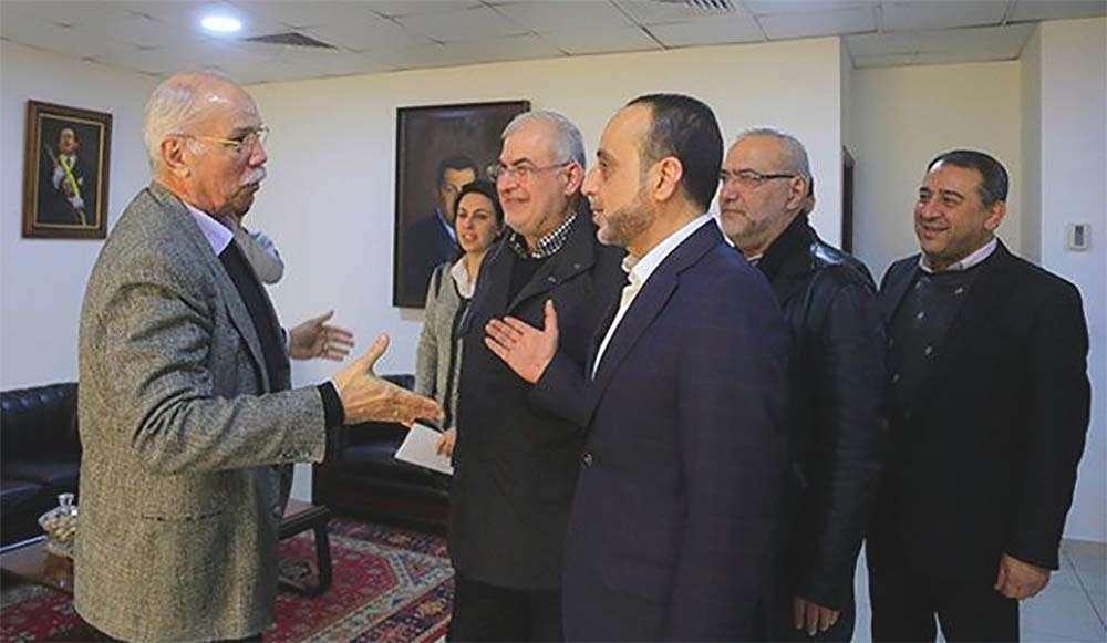 Jefes terroristas de Hezbollah se reunieron con embajador de Maduro en el Líbano
