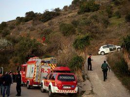 Búsqueda de un niño que cayó en un pozo de 110 metros en España