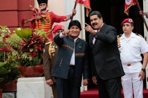 Evo: OEA atenta contra pueblo de Venezuela al declarar ilegítimo el segundo mandato de Maduro
