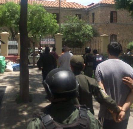 Niegan libertad a familia investigada por narcotráfico en Tarija