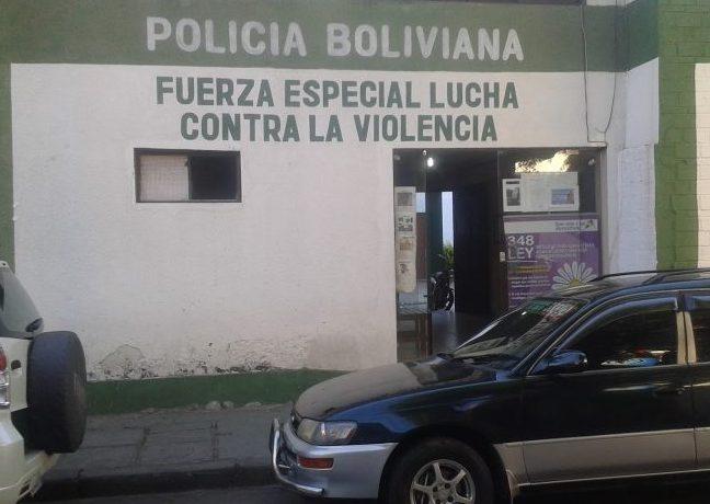 Capturan a hombre denunciado por tentativa de feminicidio en Tarija