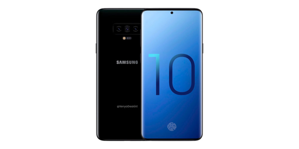 Samsung anunció la fecha de presentación de los Galaxy S10