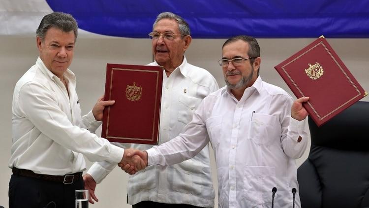 Iván Márquez, ex líder de las FARC, reapareció en un video