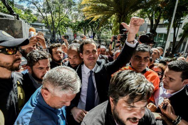 Guaid Regresar Esta Noche A Venezuela Pese Las Amenazas De Detencin Maduro
