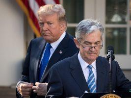 Presidente de la Reserva Federal