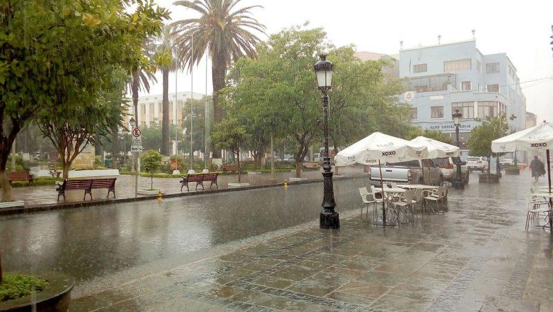 Tarija: consejos para vestirse y peinarse cuando llueve