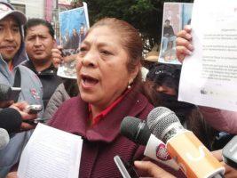 Dirigente Organización de Trabajadoras Nocturnas de Bolivia