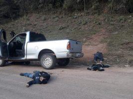 Banda criminal de Mexico