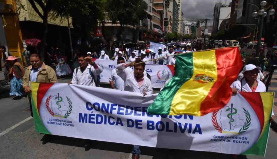 Confirman marcha multisectorial por la democracia hoy jueves