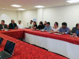 Diálogo en la ciudad de Cochabamba sobre el Sistema Único de Salud (SUS)