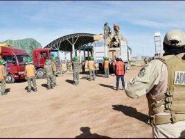 Militares acusados de favorecimiento al contrabando