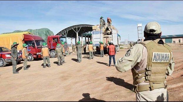 Envían a la cárcel a militares acusados de favorecimiento al contrabando