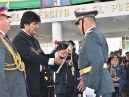 FFAA de Bolivia