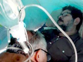 Médico de huelguista de 21F: Decidí evacuarlo para cuidar su vida