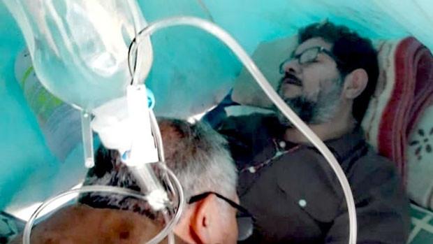 Médico de huelguista: Decidí evacuarlo para cuidar su vida