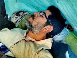 Óscar Henry Rojas lleva más de 20 días en huelga de hambre por el 21-F