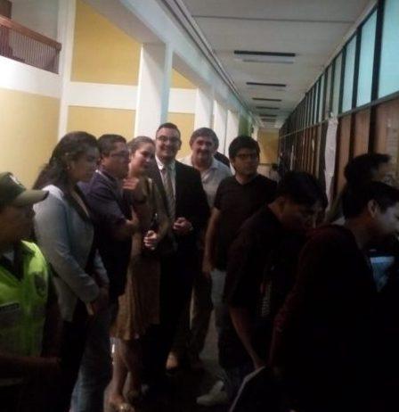 "Pareja paraguaya estafada en Tarija continúa ""esperando justicia"""
