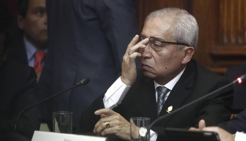 Aceptan renuncia de fiscal general de Perú por caso Odebrecht