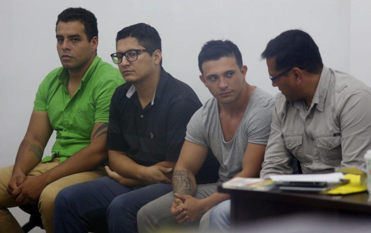 Ordenan la libertad de 4 detenidos por la quema del TED de Santa Cruz
