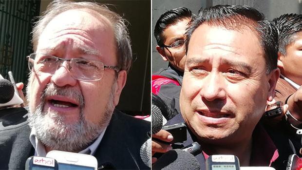 Dos ministros reconocen que no saben hablar en idioma originario
