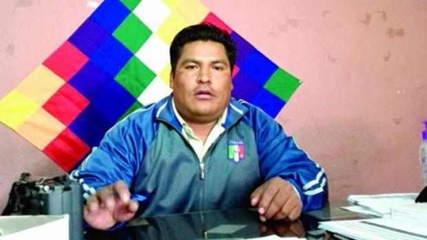 "Dirigente campesino plantea ""ajustar al Tribunal Electoral"""