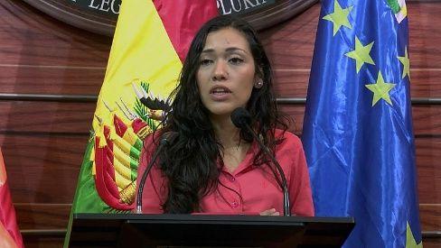 Presidenta del Senado dice que su designación es parte de records de inclusión del proceso de cambio