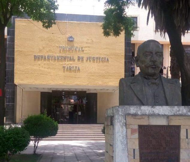 TDJ ve inviable realizar construcción de la casa Judicial en otro municipio de Tarija