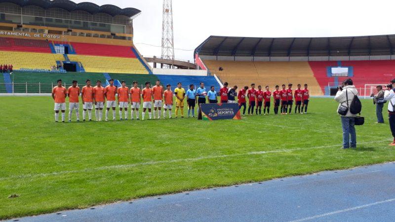 Tarija se despide con una derrota de la Copa Estado Plurinacional de Bolivia