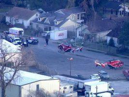 EEUU Tiroteo en Houston: al menos 5 policías resultaron heridos